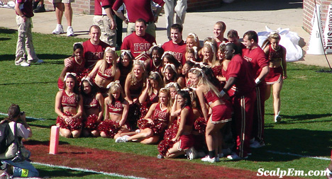 FSU Cheerleaders